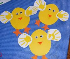 Chicken and sheep craft