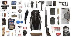 doomsday preppers, bugs, survival kits, zombi apocalyps, walking dead, zombie apocalypse survival, bugout bag, bags, survival gear