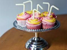 Pink Lemoade Cupcakes