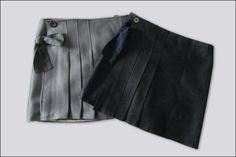 Skirt tutorial in French