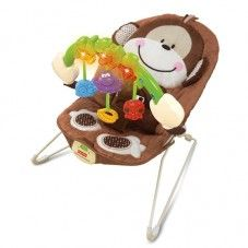 Fisher Price Deluxe Monkey Bouncer : $49.99 @ Wish Baby Registry