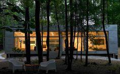 cabin, prefab architecture, little boxes, houses, kit homes