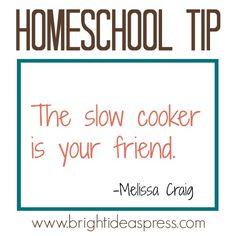 Homeschool Tip