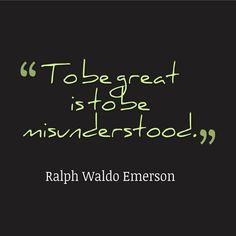 ralph waldo emerson quotes, favorit quot