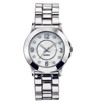 Classic Bracelet Watch with Rhinestone Accents.  Silvertone with faux mother-of-pearl dial!  Regularly $25.99, buy Avon Jewelry online at http://eseagren.avonrepresentative.com