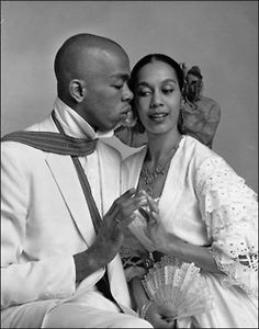 Carmen de Lavallade and Geoffrey Holder