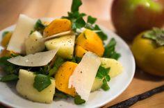 Persimmon Fall Salad