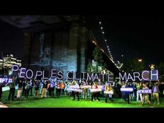 To Change Everything...Come walk in the People's Climate March, Sunday September 21 in NYC