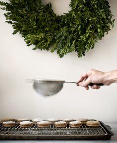 Ganache Filled Espresso Cookies. Photo by Gail Watson.