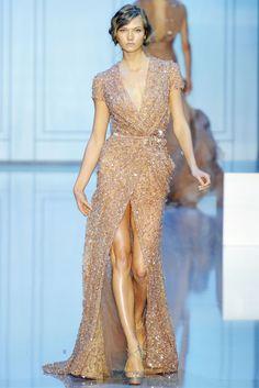 Elie Saab Fall 2011 Couture | Paris Haute Couture