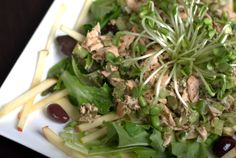 Wildly fabulous seafood salad - Recipe by Ashley Anderson & Mark Guarini