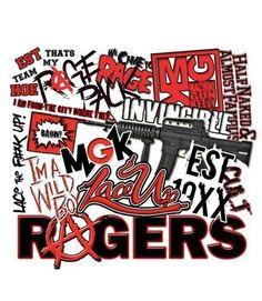 lace up mgk logo wallpaper  LaceUp #EST.19XX #EST4L...