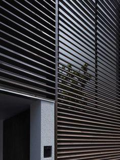 IS / Yo Yamagata Architects lazar resid, detail, yamagata architect, metal, hous