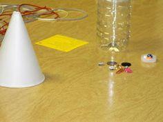 Vibrant Designs: VBS Week--Craft #2: I Spy Bottle