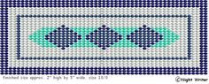 Free Patterns For Loom Beading