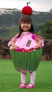 *COSTUME ~ Cupcake halloween costume