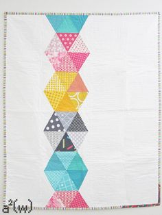 Simple quilt for baby