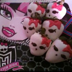 Monster High Strawberries