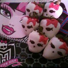Monster High Strawberries