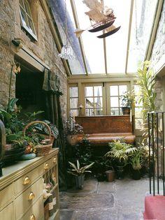 indoor garden, love ‼
