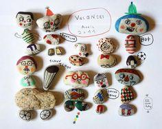 Stone people ♥ cute   Knuffels à la carte blog