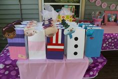 Doc mcstuffins party