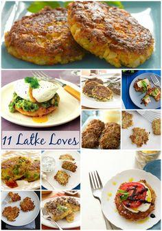 11 Latke Loves  and