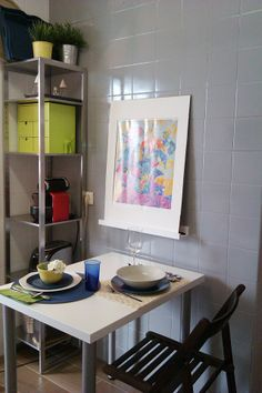 Cocinas on pinterest recetas haus and vintage home decor for Pintar azulejos de cocina fotos