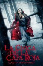 #Libro la chica de la capa roja  de sarah blakley