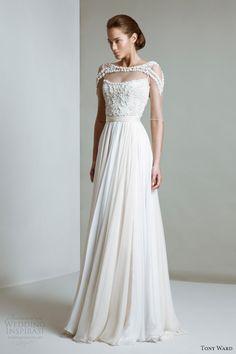 Tony Ward 2014 Bridal Collection #bridal #wedding #dress