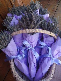 Lavender Bundles | Gift Wrapped