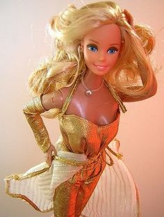 Golden Dream Barbie.