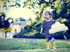 Top 10 Green Toys for Toddlers