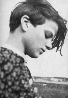 "Sophie Scholl  - quietly standing up to Hitler's Regime; ""somebody, after all, had to make a start."""