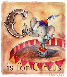 C is for Circus art