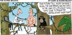 The Flying McCoys Comic Strip, September 28, 2014 on GoComics.com
