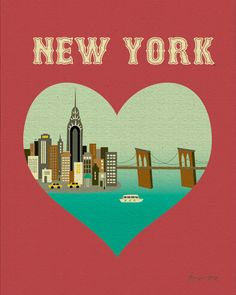 New York Love!