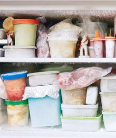 DIY Gift Idea: Freezer-Friendly meals. Perfect for anyone who needs an extra set of hands.