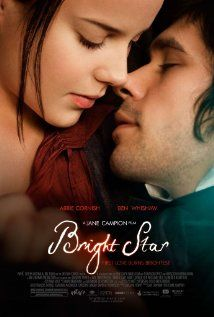 Bright Star. It is really beautiful the way this movie was filmed.