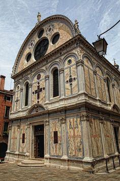 Santa Maria dei Miracoli, Venice.