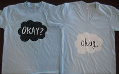 guy's or girl's version. i want both! AHHH THE FAULT IN OUR STARS IS SUCH A GOOD BOOK.