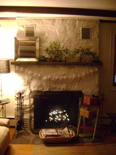 Alternative Fireplace Ideas On Pinterest Fireplaces