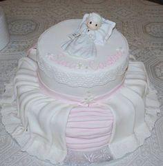 pastel de primera comunion