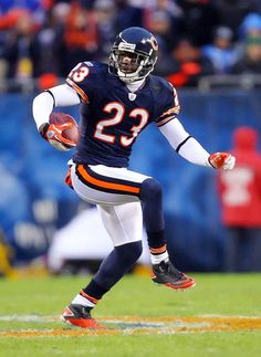 Devin Hester- a true gem and a class act.  So glad he's a Bear!