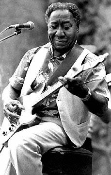 """""""I stone got crazy when I saw somebody run down them strings with a bottleneck. My eyes lit up like a Christmas tree and I said that I had to learn.""""  Muddy Waters"""