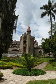 The Castle - Medellin, Colombia