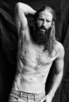 Johnny Harrington AKA Ginger Jesus