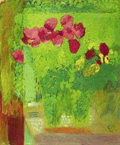 Cuno Amiet, Still Life with Flower Bouquet