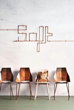 korb mesh kupfer von house doctor diy pinterest. Black Bedroom Furniture Sets. Home Design Ideas