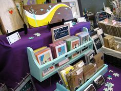 I like this for greeting card display